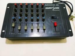 Mesa de som WattSom MXM6