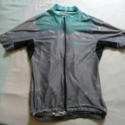 Camisa ciclismo usada !