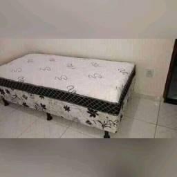 Luxo solteiro nova \\ Cama box# Frete gratis#