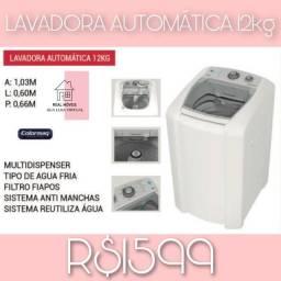 Máquina de lavar roupa $1,599
