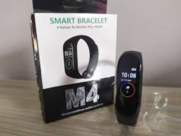 Relógio Inteligente M4 - Troca Foto