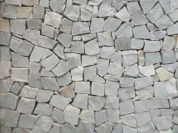 Pedra Portuguesa - Branca / Vermelha - 10 unidades