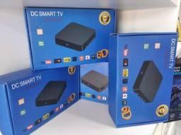 Tv Box Dc Smart, 4Gb de rom, 32 GB Ram, Ideal para p2p e iptv.