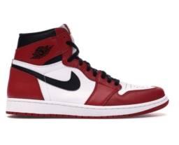 Tênis Nike Air Jordan Chicago 1 Original