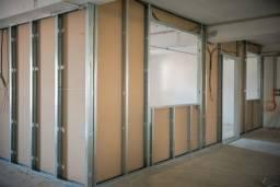 insolamento acústico com drywall