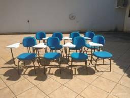 Cadeiras Universitárias com braço