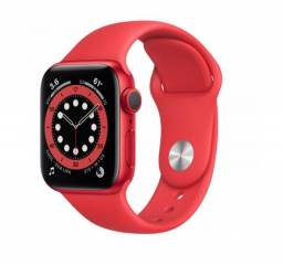 Apple Watch Series 6 GPS - 40mm - Red Case