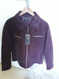 Título do anúncio: Jaqueta de couro .