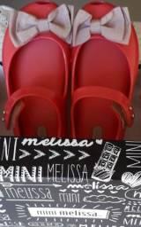 Sandália mini Melissa n.35