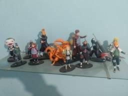 Coleção Bonecos Naruto e Coringa