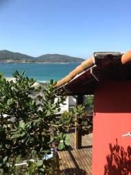 Casa vista para mar 5 minutos da Praia dos Anjos