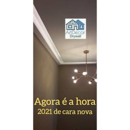 CASA DECORADA Drywall teto