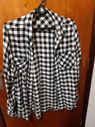 Blusa feminina de manga comprida