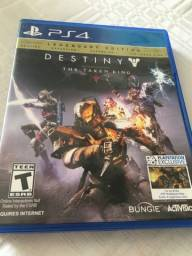 Jogo destiny PS4