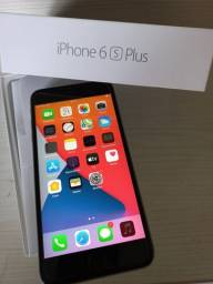 IPHONE 6S PLUS 128GB 10x sem juros (sem Biometria l