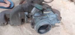 Carburador solex simples do opala