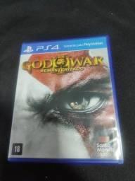 GOD OF WAR REMASTERIZADO para PS4