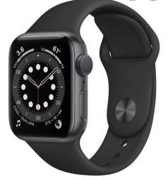 Apple Watch 6 40 preto Gps novo lacrado Garantia