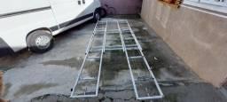 Rack para escada ducato