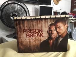 Coleção completa PRISON BREAK