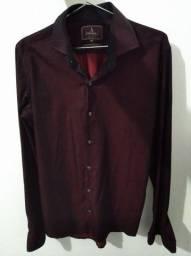 Vendo: camisa de manga comprida