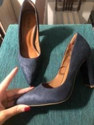 Sapato Satinato 35