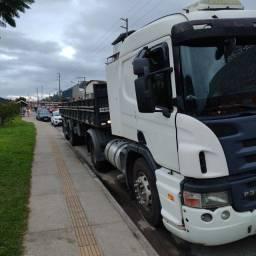 Scania/carreta dois eixos!