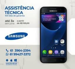 Assistência Rápida Samsung