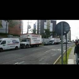 Mudanças residenciais e comerciaisem Curitiba