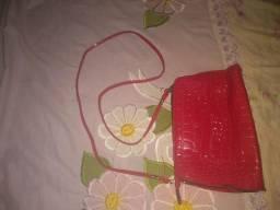 Vendo bolsa feminina nova nunca foi usada
