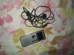 Gravador de voz digital