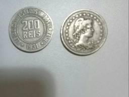 Compro, vendo e troco moedas antigas