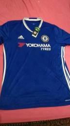 Camisa Chelsea - 16/17 - Original