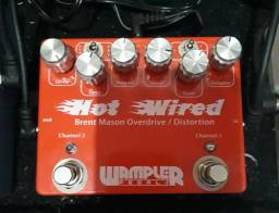 Pedal Wampler Hot Wired made USA