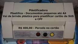 Plastificadora