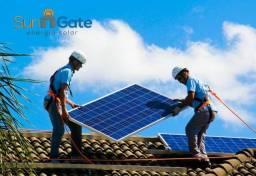 Economize até 95 % de sua conta - Energia Solar R$ 10.800,00