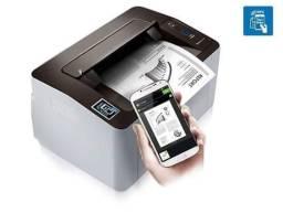 Impressora Samsung modelo M2020W com toner, novinha com 2 meses de uso