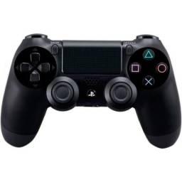 Joystick PlayStation 4 Wireless Sony - Original - Lacrado na caixa