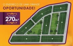 Ágio de lote 270 m² Residencial Alice Barbosa (Urgente)