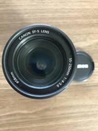 Lente Canon Ef-s 55-250mm F/4-5.6