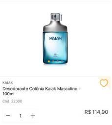 Perfume natura kaik colônia