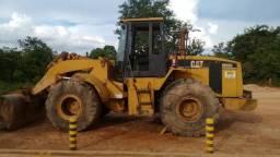 Pá Carregadeira CAT 950G ano 2001