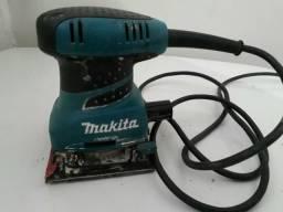 Lixadeira eletrica makita