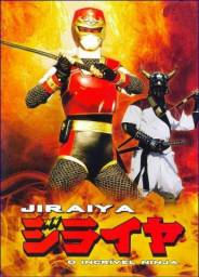 Jiraiya, Cybercops, Metalder, Spielvan - Seriados Tokusatsu Japoneses