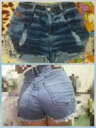 Shorts e cropeds