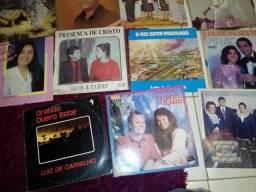 Lps discos de vinil evangélicos