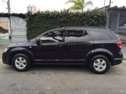 Fiat Freemont, completo, 7 lugares, Automático, troco por carro do meu interesse - 2012