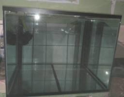 Aquário de sexto vidro