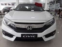 Honda civic 1.5 16v turbo touring 2018 com 10% abaixo da tabela FIPE - 2018
