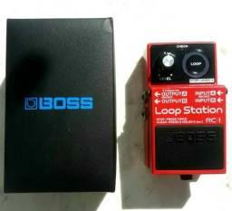 Pedal Loop Station Boss RC-1